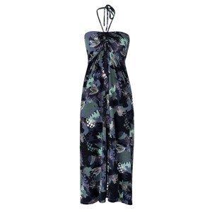Dámská dlouhá sukně Rafiki Santana Velikost: L / Barva: modrá/zelená