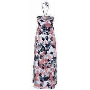 Dámská dlouhá sukně Rafiki Santana Velikost: L / Barva: bílá/růžová/modrá