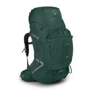 Batoh Osprey Aether Plus 85 Velikost zad batohu: S/M / Barva: zelená