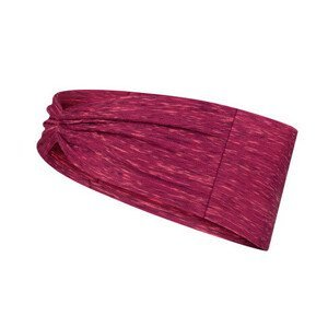Čelenka Buff Coolnet UV+ Tapered Headband Barva: růžová