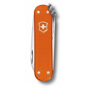 Kapesní nůž Victorinox Classic Alox LE 2021 Barva: oranžová