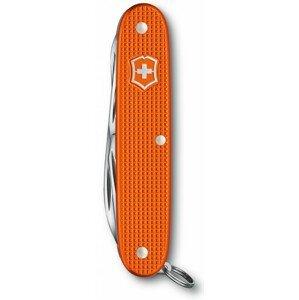 Kapesní nůž Victorinox Pioneer X Alox LE 2021 Barva: oranžová