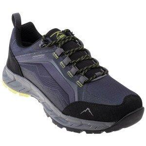 Pánské boty Elbrus Embawa Low Wp Velikost bot (EU): 44 / Barva: šedá