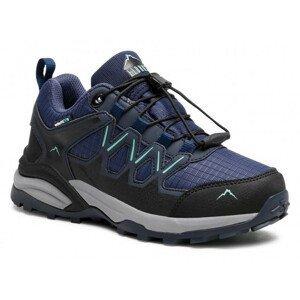 Dámské boty Elbrus Euberen Low Wp Wo'S Velikost bot (EU): 37 / Barva: modrá