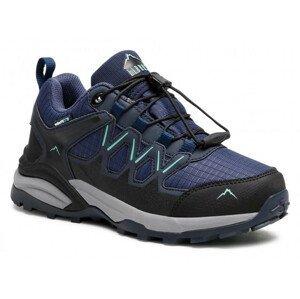 Dámské boty Elbrus Euberen Low Wp Wo'S Velikost bot (EU): 39 / Barva: modrá