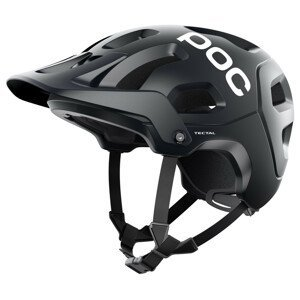 Cyklistická helma POC Tectal Velikost helmy: 55-58 cm / Barva: černá