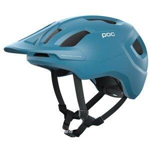 Cyklistická přilba POC Axion Spin Velikost helmy: 55-58 cm / Barva: modrá