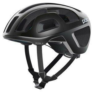 Cyklistická helma POC Octal X SPIN Velikost helmy: 54-60 cm / Barva: černá