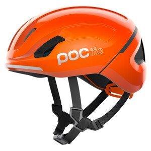 Dětská cyklistická helma POC POCito Omne SPIN Velikost helmy: 51-56 cm / Barva: oranžová