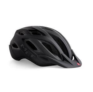 Cyklistická helma Met Crossover Barva: černá