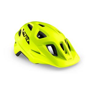 Cyklistická helma Met Echo Velikost helmy: 57-60 cm / Barva: zelená