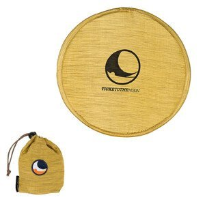 Kapesní Frisbee Ticket To The Moon Barva: zlatá