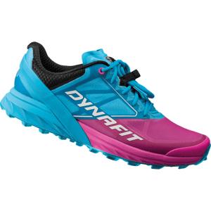 Dámské běžecké boty Dynafit Alpine W Velikost bot (EU): 38 / Barva: růžová/tyrkysová/černá