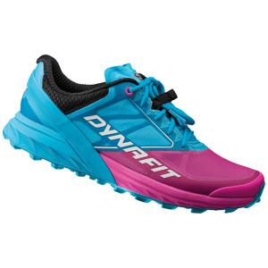 Dámské běžecké boty Dynafit Alpine W Velikost bot (EU): 40 / Barva: růžová/tyrkysová/černá