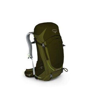 Pánský batoh Osprey Stratos 36 II Velikost zad batohu: S/M / Barva: zelená