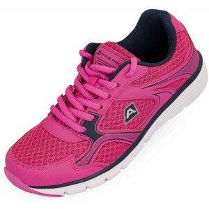 Dámské boty Alpine Pro Kube Velikost bot (EU): 39 / Barva: růžová