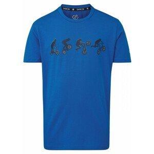 Dětské triko Dare 2b Go Beyond Tee Dětská velikost: 116 / Barva: světle modrá