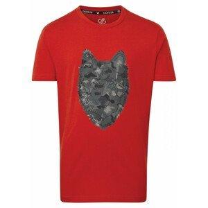 Dětské triko Dare 2b Go Beyond Tee Dětská velikost: 176 / Barva: červená