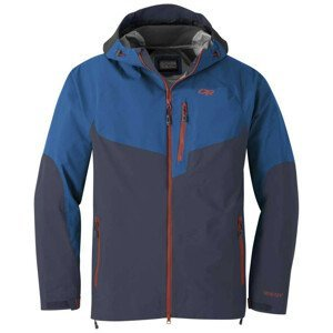 Pánská bunda Outdoor Research Hemispheres Jacket Velikost: L / Barva: modrá