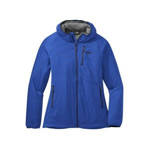 Dámská bunda Outdoor Research Refuge Air Hoodie Velikost: S / Barva: modrá