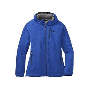 Dámská bunda Outdoor Research Refuge Air Hoodie Velikost: L / Barva: modrá