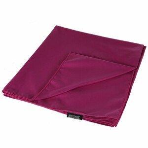 Ručník Regatta Travel Towel Large Velikost ručníku: L / Barva: fialová