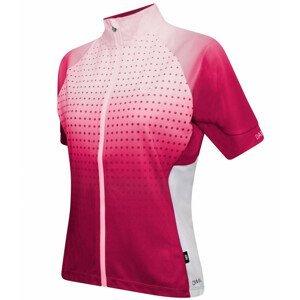Dámský cyklistický dres Dare 2b AEP Propell Jersy Velikost: L / Barva: růžová