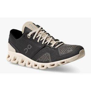 Dámské běžecké boty On Cloud X Velikost bot (EU): 40,5 / Barva: černá/béžová