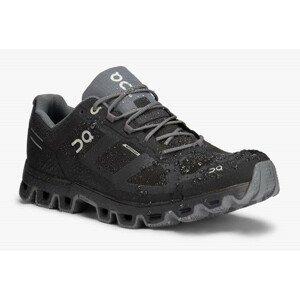 Pánské běžecké boty On Cloudventure Waterproof Velikost bot (EU): 43 / Barva: černá