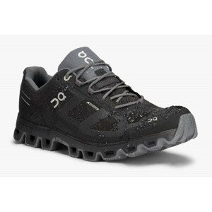 Pánské běžecké boty On Cloudventure Waterproof Velikost bot (EU): 42,5 / Barva: černá
