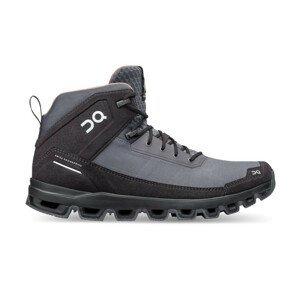Pánské trekové boty On Cloudridge Velikost bot (EU): 47,5 / Barva: šedá