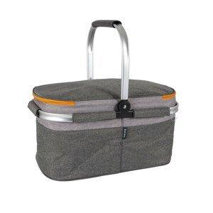 Chladící taška Bo-Camp Cooler basket 26 l Barva: šedá