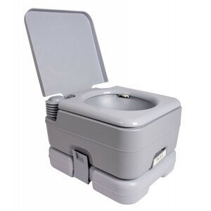 Chemická toaleta Bo-Camp Toilet Flush Barva: šedá
