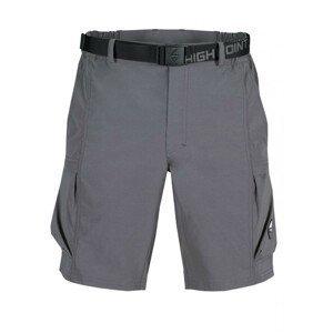 Pánské kraťasy High Point Saguaro 4.0 Shorts Velikost: M / Barva: šedá