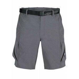 Pánské kraťasy High Point Saguaro 4.0 Shorts Velikost: XXL / Barva: šedá