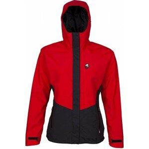 Dámská bunda High Point Revol 2.0 Lady Jacket Velikost: S / Barva: černá/červená