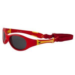 Dětské brýle 3F Rubber polar Barva obrouček: červená/žlutá