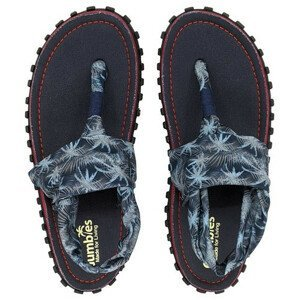Dámské sandále Gumbies Slingback Navy Velikost bot (EU): 36 / Barva: tmavě modrá
