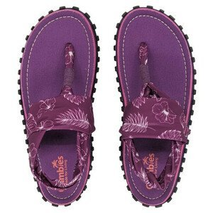 Dámské sandály Gumbies Slingback Velikost bot (EU): 39 / Barva: fialová