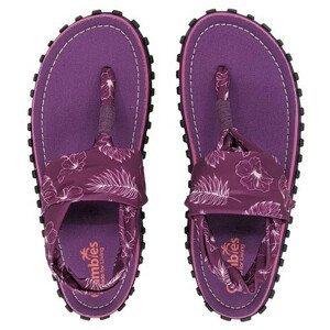 Dámské sandály Gumbies Slingback Velikost bot (EU): 41 / Barva: fialová