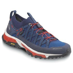 Pánské boty Meindl Aruba GTX Velikost bot (EU): 46,5 / Barva: modrá/červená