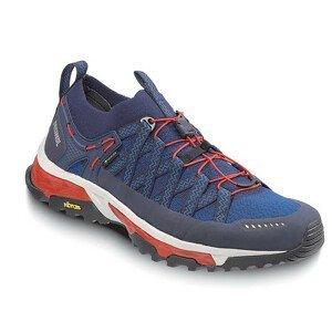 Pánské boty Meindl Aruba GTX Velikost bot (EU): 44,5 / Barva: modrá/červená