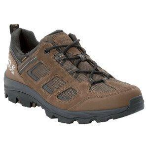 Pánské boty Jack Wolfskin Vojo 3 Texapore Low M Velikost bot (EU): 47,5 / Barva: hnědá