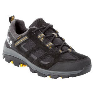 Pánské boty Jack Wolfskin Vojo 3 Texapore Low M Velikost bot (EU): 45,5 / Barva: černá