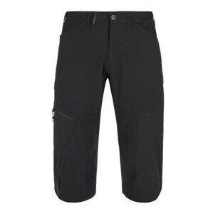 Pánské 3/4 kalhoty Kilpi Otara-M Velikost: XL / Barva: černá