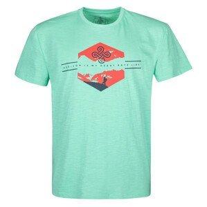Pánské triko Kilpi Ferne-M Velikost: M / Barva: světle modrá