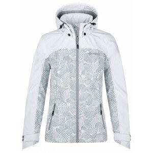 Dámská bunda Kilpi Ravia-W Velikost: M / Barva: bílá