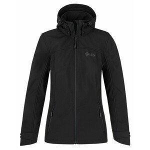 Dámská bunda Kilpi Ravia-W Velikost: XXXL / Barva: černá