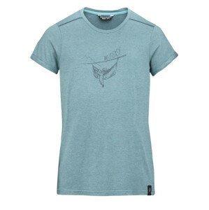 Pánské triko Chillaz Street Sloth Velikost: XL / Barva: modrá