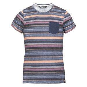 Pánské triko Chillaz Kamu Velikost: S / Barva: modrá